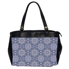 Oriental Pattern Office Handbags (2 Sides)  by ValentinaDesign