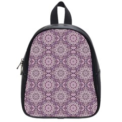 Oriental Pattern School Bag (small) by ValentinaDesign