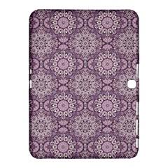 Oriental Pattern Samsung Galaxy Tab 4 (10 1 ) Hardshell Case  by ValentinaDesign