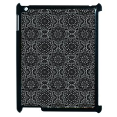 Oriental Pattern Apple Ipad 2 Case (black) by ValentinaDesign