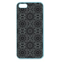 Oriental Pattern Apple Seamless Iphone 5 Case (color) by ValentinaDesign