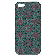 Oriental Pattern Apple Iphone 5 Hardshell Case by ValentinaDesign