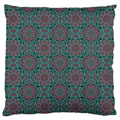 Oriental Pattern Standard Flano Cushion Case (one Side) by ValentinaDesign