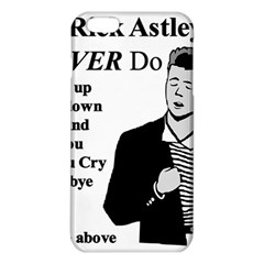 Rick Astley Iphone 6 Plus/6s Plus Tpu Case by Powwow