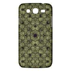 Stylized Modern Floral Design Samsung Galaxy Mega 5 8 I9152 Hardshell Case  by dflcprints