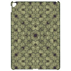 Stylized Modern Floral Design Apple Ipad Pro 12 9   Hardshell Case by dflcprints