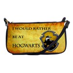Hufflepuff purse - Shoulder Clutch Bag