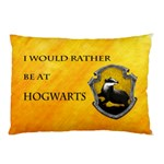Hufflepuff pillow case