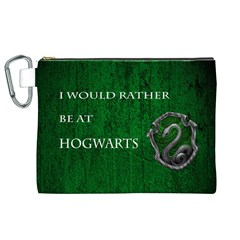 Slytherin Cosmetic Bag By Filipe Santini   Canvas Cosmetic Bag (xl)   Xcipsswvs01j   Www Artscow Com Front