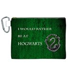 Slytherin cosmetic bag - Canvas Cosmetic Bag (XL)