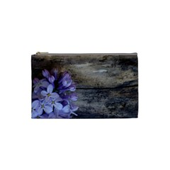 Lilac Cosmetic Bag (small)  by PhotoThisxyz