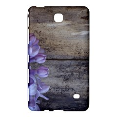 Lilac Samsung Galaxy Tab 4 (8 ) Hardshell Case  by PhotoThisxyz