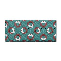 Colorful Geometric Graphic Floral Pattern Cosmetic Storage Cases by dflcprints
