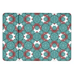 Colorful Geometric Graphic Floral Pattern Samsung Galaxy Tab 8 9  P7300 Flip Case by dflcprints