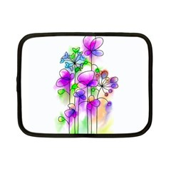 Flovers 23 Netbook Case (small)  by JelinekDesign