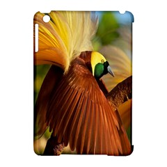 Birds Paradise Cendrawasih Apple Ipad Mini Hardshell Case (compatible With Smart Cover) by Mariart