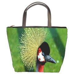Bird Hairstyle Animals Sexy Beauty Bucket Bags by Mariart