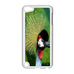 Bird Hairstyle Animals Sexy Beauty Apple Ipod Touch 5 Case (white) by Mariart