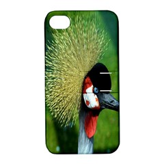 Bird Hairstyle Animals Sexy Beauty Apple Iphone 4/4s Hardshell Case With Stand by Mariart