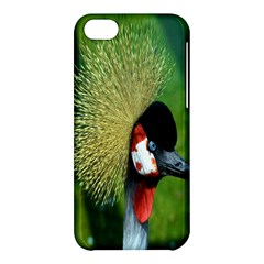 Bird Hairstyle Animals Sexy Beauty Apple Iphone 5c Hardshell Case by Mariart