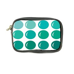 Bubbel Balloon Shades Teal Coin Purse by Mariart
