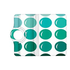Bubbel Balloon Shades Teal Kindle Fire Hd (2013) Flip 360 Case by Mariart