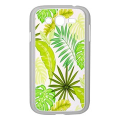 Amazon Forest Natural Green Yellow Leaf Samsung Galaxy Grand Duos I9082 Case (white) by Mariart
