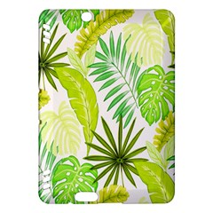 Amazon Forest Natural Green Yellow Leaf Kindle Fire Hdx Hardshell Case by Mariart