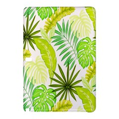 Amazon Forest Natural Green Yellow Leaf Samsung Galaxy Tab Pro 12 2 Hardshell Case by Mariart