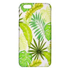 Amazon Forest Natural Green Yellow Leaf Iphone 6 Plus/6s Plus Tpu Case by Mariart