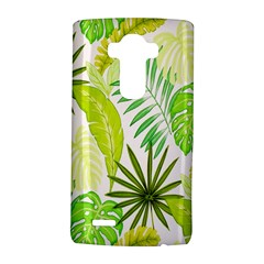 Amazon Forest Natural Green Yellow Leaf Lg G4 Hardshell Case by Mariart