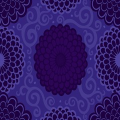 Flower Floral Sunflower Blue Purple Leaf Wave Chevron Beauty Sexy Magic Photo Cubes by Mariart