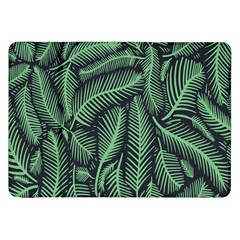 Coconut Leaves Summer Green Samsung Galaxy Tab 8 9  P7300 Flip Case by Mariart