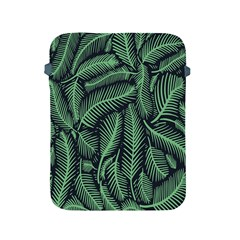 Coconut Leaves Summer Green Apple Ipad 2/3/4 Protective Soft Cases by Mariart