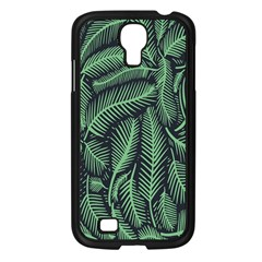 Coconut Leaves Summer Green Samsung Galaxy S4 I9500/ I9505 Case (black) by Mariart