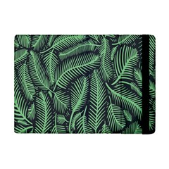 Coconut Leaves Summer Green Ipad Mini 2 Flip Cases by Mariart