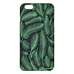 Coconut Leaves Summer Green Iphone 6 Plus/6s Plus Tpu Case by Mariart