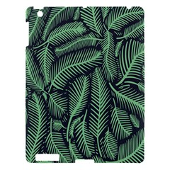 Coconut Leaves Summer Green Apple Ipad 3/4 Hardshell Case by Mariart
