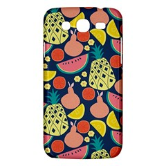Fruit Pineapple Watermelon Orange Tomato Fruits Samsung Galaxy Mega 5 8 I9152 Hardshell Case  by Mariart