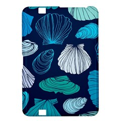 Mega Menu Seashells Kindle Fire Hd 8 9  by Mariart