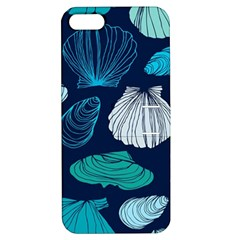 Mega Menu Seashells Apple Iphone 5 Hardshell Case With Stand by Mariart