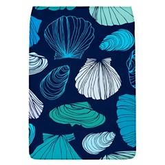 Mega Menu Seashells Flap Covers (s)  by Mariart