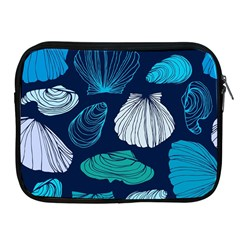 Mega Menu Seashells Apple Ipad 2/3/4 Zipper Cases by Mariart