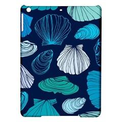 Mega Menu Seashells Ipad Air Hardshell Cases by Mariart
