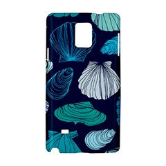 Mega Menu Seashells Samsung Galaxy Note 4 Hardshell Case by Mariart
