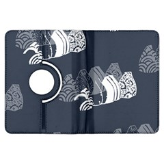 Japan Food Sashimi Kindle Fire Hdx Flip 360 Case by Mariart