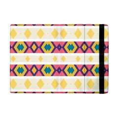 Rhombus And Stripes                      Samsung Galaxy Tab Pro 12 2  Flip Case by LalyLauraFLM
