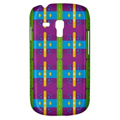 Stripes And Dots                     Samsung Galaxy Ace Plus S7500 Hardshell Case by LalyLauraFLM