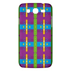 Stripes And Dots                     Samsung Galaxy Duos I8262 Hardshell Case by LalyLauraFLM
