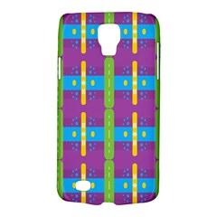 Stripes And Dots                     Samsung Galaxy Ace 3 S7272 Hardshell Case by LalyLauraFLM